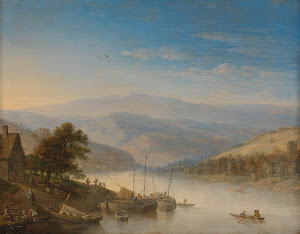 RIJKS: Herman Saftleven: painting 1655