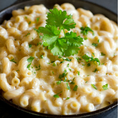 Three Cheese Stovetop Macaroni