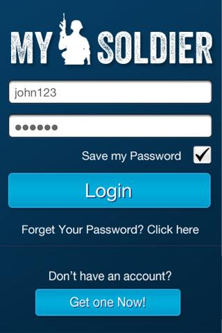 My Soldier App