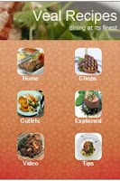 Screenshot of Veal Recipes 2