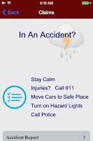Screenshot of Tri-Town Insurance