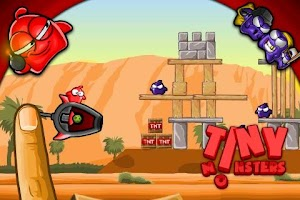 Screenshot of Tiny Monsters