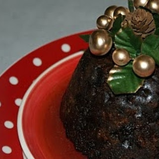 Grandma's Christmas Pudding