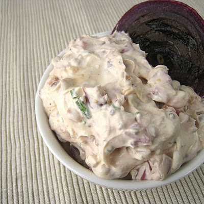 Charred Onion Dip