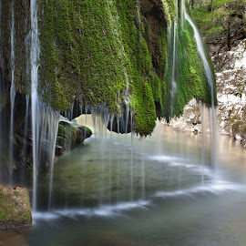 Bigar Waterfall  by Tipa Marius - Landscapes Waterscapes ( bigar waterfall )