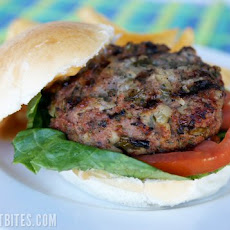 Mar-a-Lago Turkey Burgers