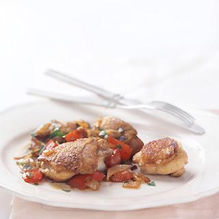 Chicken Scarpariello Peppers Recipes