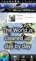 Screenshot of PIRIKA-cleaning the world-