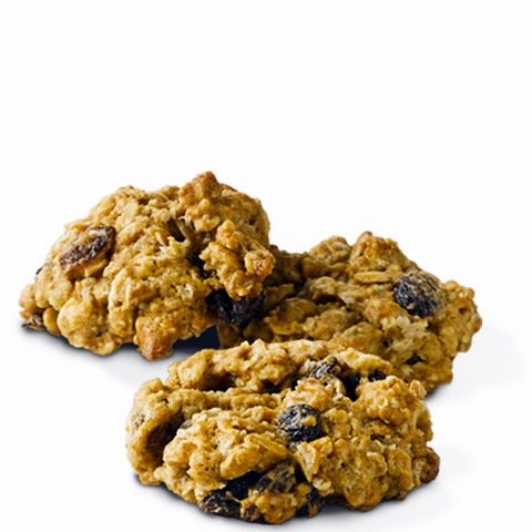 Oatmeal Raisin Cookies with Truvía® Baking Blend