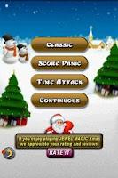 Screenshot of Jewel Magic Xmas
