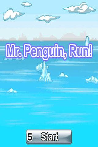 mr-penguin-run for android screenshot