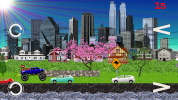 Screenshot of Delivery Driver Truck Racing