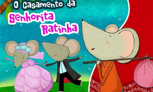 O casamento da Sra. Ratinha