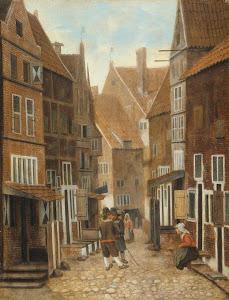 RIJKS: Jacob Vrel: painting 1662