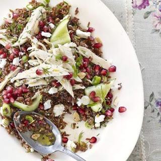 Pomegranate Rice Salad Recipes