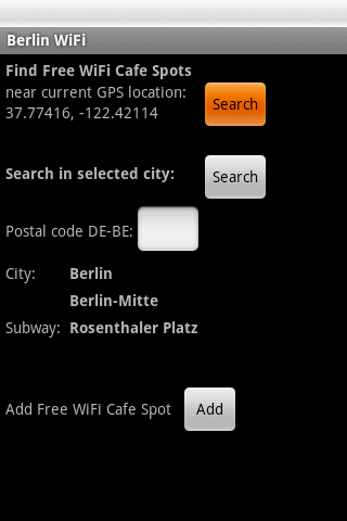 Berlin Free WiFi