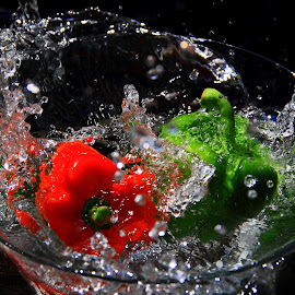 by Vernon Mata - Food & Drink Fruits & Vegetables ( red, green )
