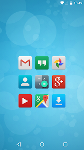 Tersus - Icon Pack- screenshot thumbnail