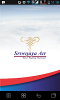 Screenshot of Sriwijaya Air Mobile