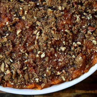 Grandma's Sweet Potato Casserole