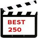 Best 250 Movies icon