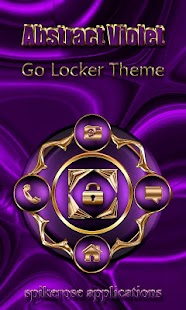 How to mod Abstract Violet Go Locker v.1.2. apk for android