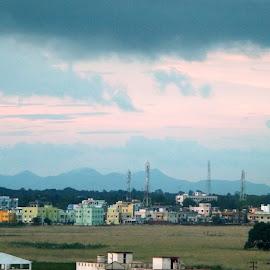 Urbanized City- Bhubaneswar by Tapaswini Dehury - City,  Street & Park  Vistas ( orissa, urban, india, cityscape, bhubaneswar, city, Urban, City, Lifestyle )