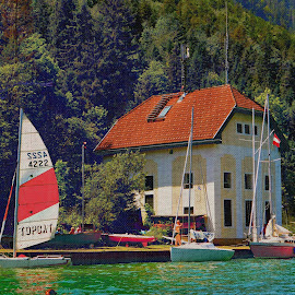 Austrian Sailing by Lynnie Keathley - Novices Only Sports