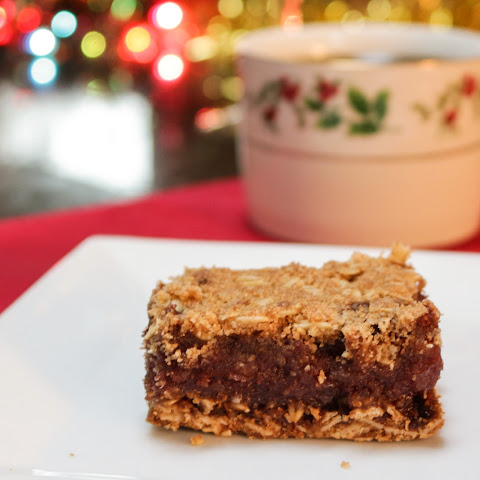 Maple Date Bars
