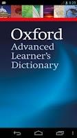 Screenshot of Oxford Advanced Learner's 8
