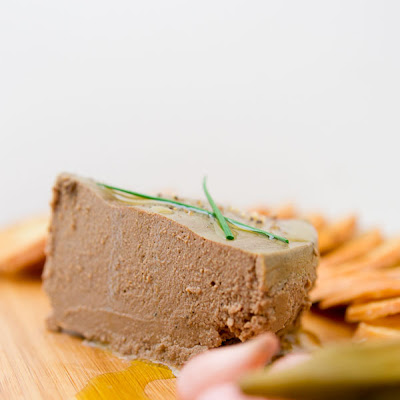 Curry Pâté en Terrine