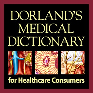 Cover art Dorland's Medical Dictionary