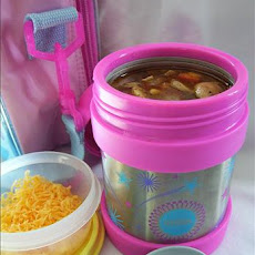 Lunch Box Taco Chicken Soup