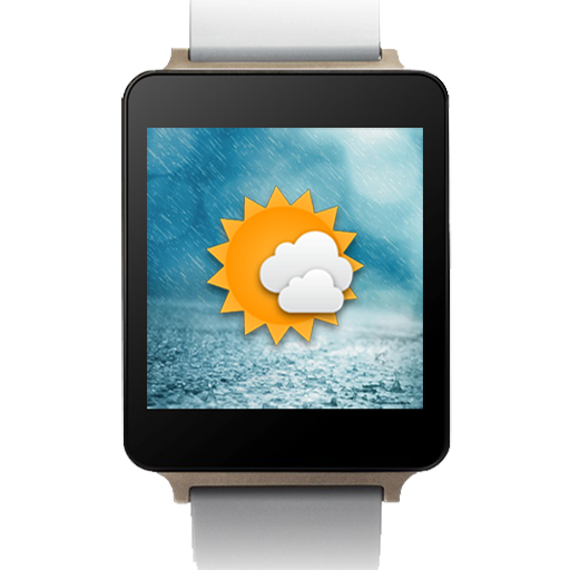 Beautiful Weather Watch Face