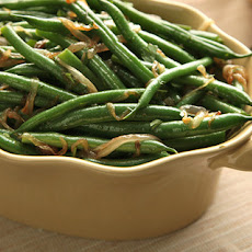 Basic Sautéed Green Beans Recipe