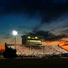 Texas Friday Night Lights in Rockwall by Fred Regalado - Sports & Fitness American and Canadian football
