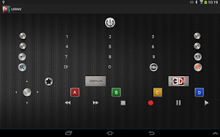 Screenshot of LG Service Menu Explorer