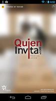 Screenshot of Quien Invita