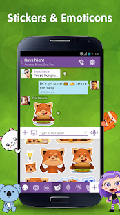 Screenshots  Viber