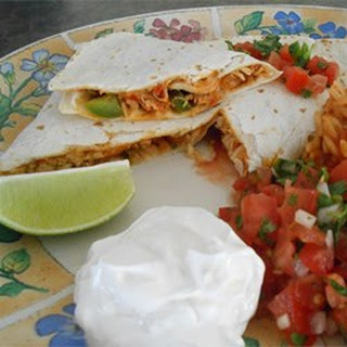 Pico De Gallo Quesadilla Recipes