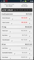 Screenshot of Catálogo Vendas Orçamentos CRM