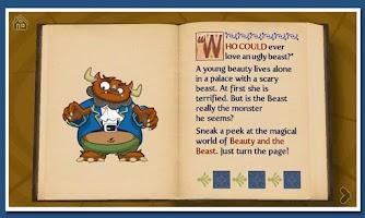 Screenshot of Grimm's Bookshelf