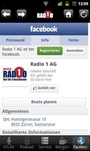 【免費娛樂App】Radio 1 - Nur für Erwachsene-APP點子