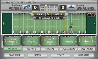 Screenshot of Football