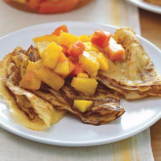 Mango Crepe Sauce Recipes