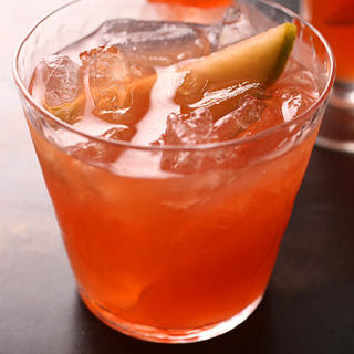 Brandy-Apple Punch