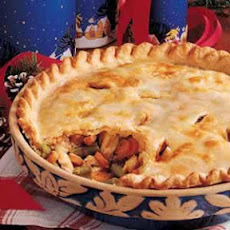 After-Christmas Turkey Potpie