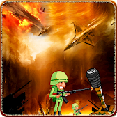 Tank Attack :Army Sniper Game APK Icon