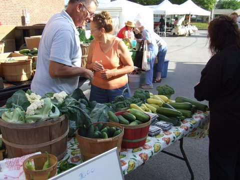 Clinton County Farmers' Market
