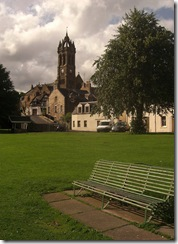 church and Green